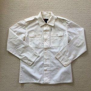 Diesel button casual shirt